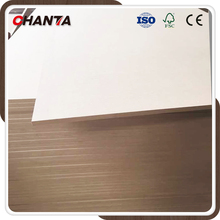 1220mmx2440mm MDF Price Melamine laminated MDF Board