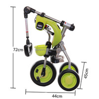 Baby walker tricycle 3 in 1 trike/child tricycle/cheap kids tricycle kids smart trike