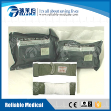 Sterilized 6 inch compression bandage uses during first aid