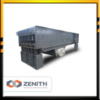 High performance coal feeder, rock vibrating feeder manufacturer
