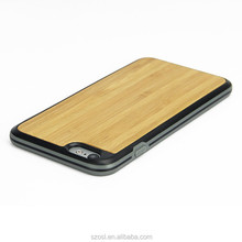 Fashionable design Quick Snape on wooden for iphone 4 case 5