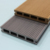 click vinyl composite floor decking wpc outdoor decking
