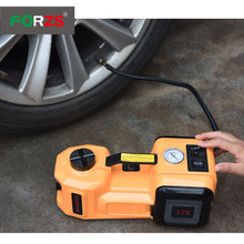 Tyre inflator hydraulic jack accessories hand tire pumps 12v electric car air pump lift