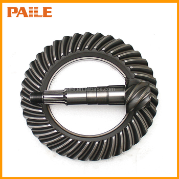 Crown wheel and pinion set for FUSO MC827354 MC827356 MC827355 6/40