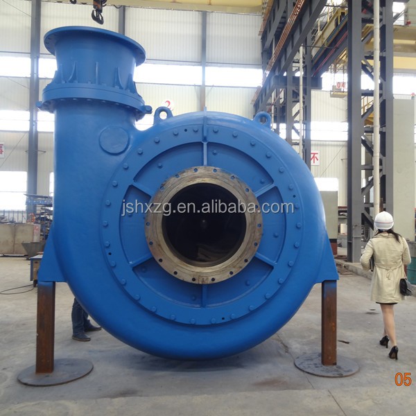 factory direct sale Centrifugal solid slurry sand suction transfer Dredge gravel Pump and pump parts
