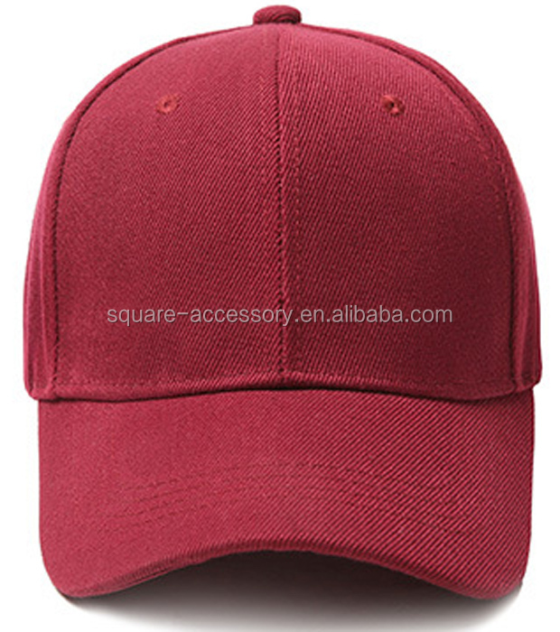 New Fitted Plain Color Snapback Polo Visor Ball Sport Baseball Hat Cap
