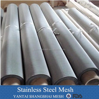 200 mesh 316 Marine Grade Stainless Steel wire mes