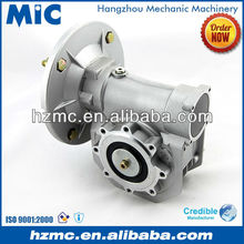 Mechanical Power Transmission Worm Wheel 1:80 Ratio Reduction Gearbox