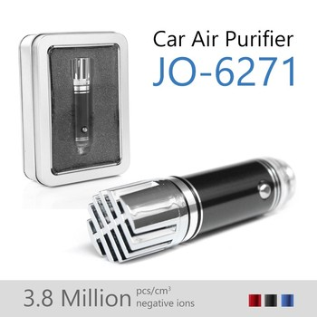 High Quality 12V Car Air Cleaner Filter Air Purifier JO-6271 (For Home Office Car)