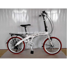 China supplier 20er steel frame foldable bike folding bicycle cycle