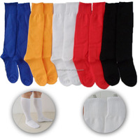 Men Unisex Sweat Healthy Football Stocking Sports Absorbent Elastic Socks