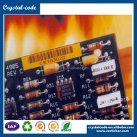 Custom label printing electronic component computer label