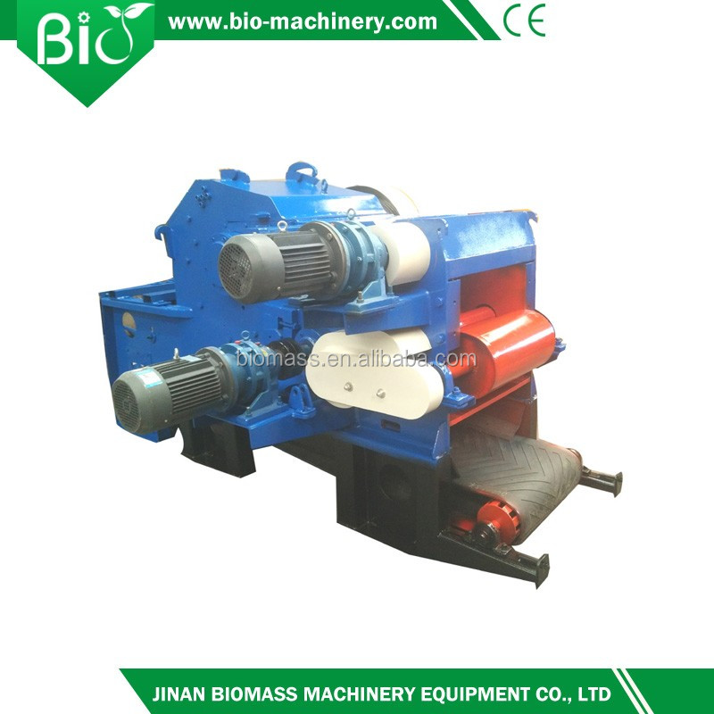 biomass machinery disc wood chipper