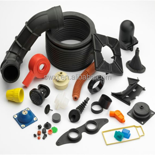 Custom Made Automotive Rubber Molding Parts