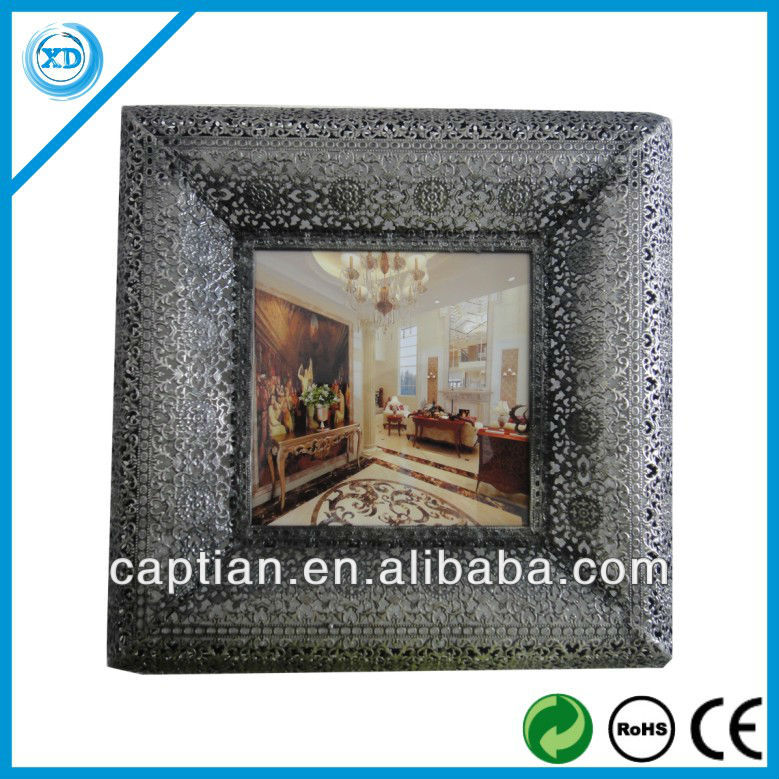 Aluminum photo frame photo picture frame