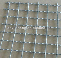 Over Wide Stainless Steel Crimped Wire Mesh & Cloth