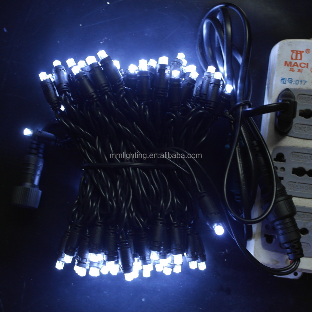 Outdoor Christmas tree decoration led lights