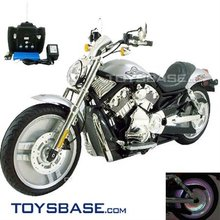 1:4 RC Toy Motorbike & Hot Radio control motorcycle