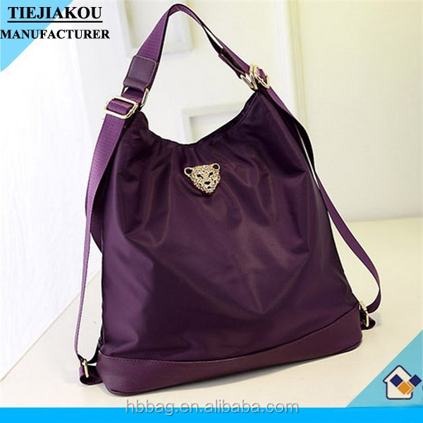 2014 wholesale fashionable waterproof silk bags shopping bags online