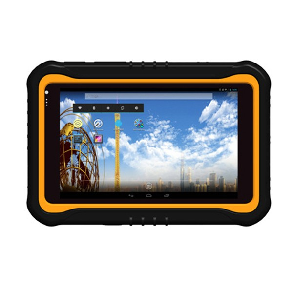 7 inch android outdoors RFID industrial pda