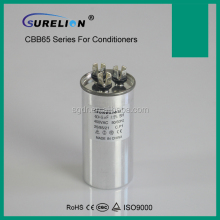 CBB65 air conditioner oval capacitor