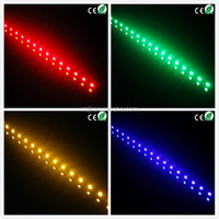 LED strip light DC12V SMD 5050 RGB Rigid Aluminum Bar light 1M 72leds Dropshipping