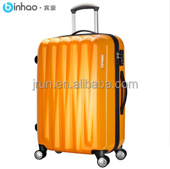 hard shell ABS zipper luggage
