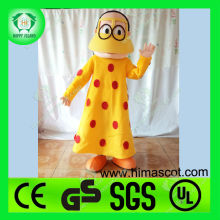 HI EN71 Funny Cartoon adult arabic Woman Mascot Costume lyjenny