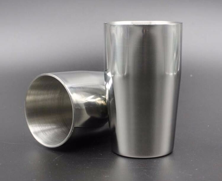 Metal Drinking Cup, Stainless Steel Beer Cup, china stainless steel cup