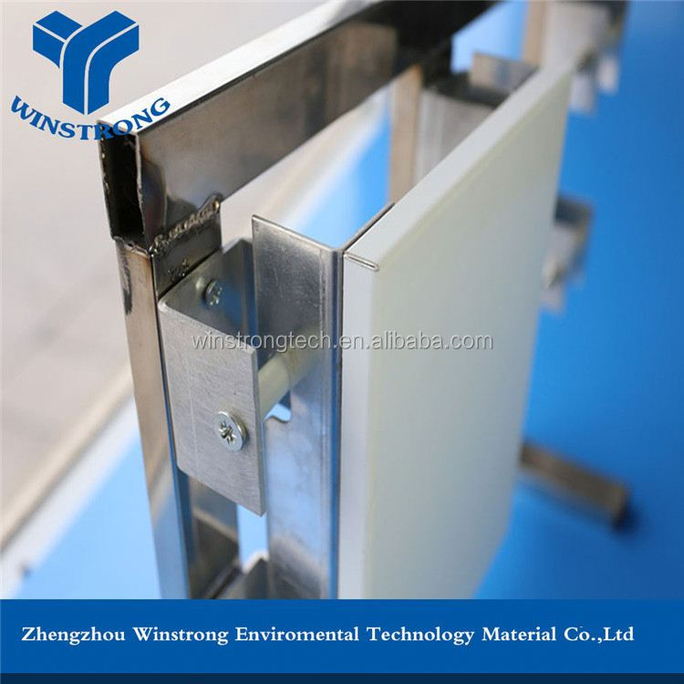 Lightweight PE Coating Aluminum Building Material