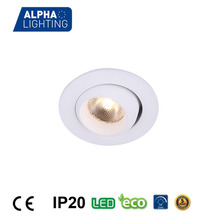 Hot sell under cabinet micro mini led spot lights 3w 102lm 15/20/50 degrees avalible