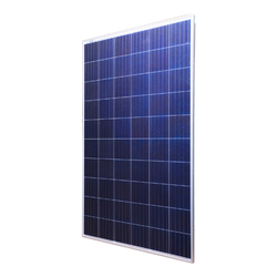 China Supplier 4BB 60 Cell 250 270 Watt Photovoltaic Solar Panel
