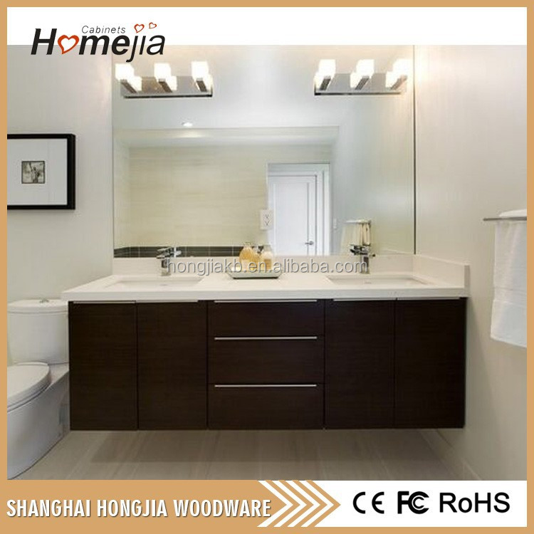 China manufacture wholesale custom modern bathroom vanity / european modern bathroom vanity