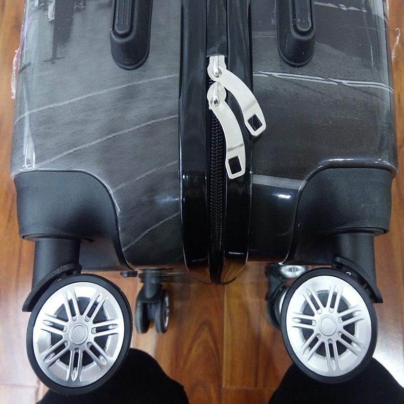 2017 European style Marksman Unique wholesale new style PC trolley luggage set