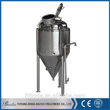 Hot sale industrial fermentation tank, wine conical fermenter tank, stainless steel brewing tanks