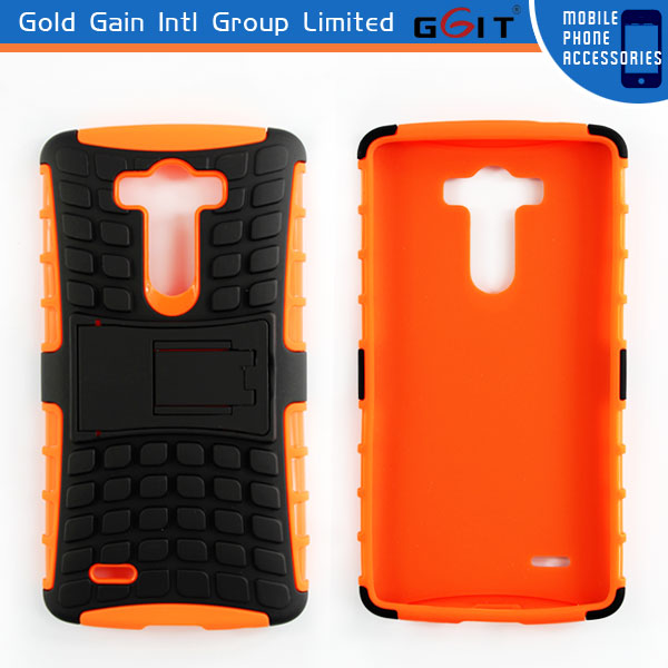 Multicolors Combo Holster Case For LG G3 Protector