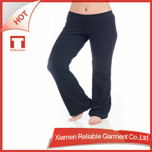 Custom Fitness/Skin tight knit OEM/ODM wholesale fashionable fitness pants