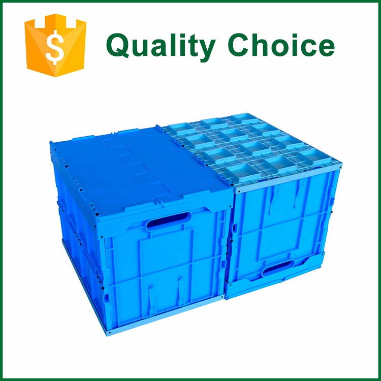 Different Size Collapsible Plastic Bread Crates