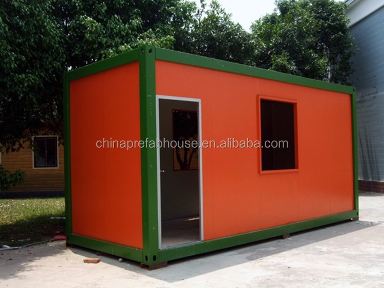 Accommodation container prefab mobile homes