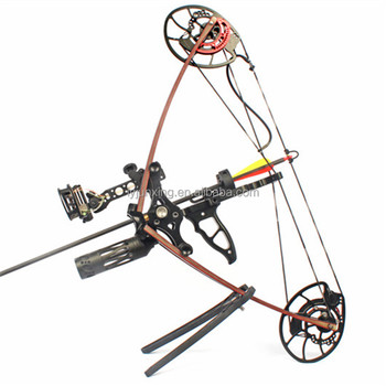 M109A CNC riser portable archery bow set