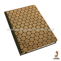Kraft Notebook For Office Supply
