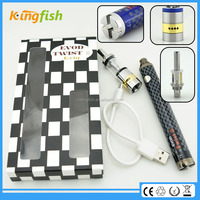 New variable voltage ecig airflow control ego e pipe shisha pen with factory price
