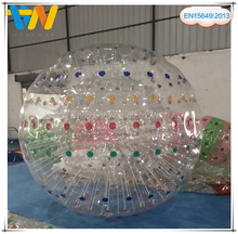 Cheap zorb ball for sale, body zorb ball manufacturers for adult
