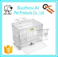 Pet Kennel Folding Stainless Steel Dog Cage
