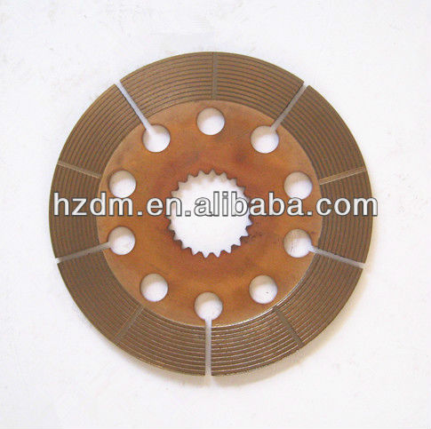 clutch friction material E9NN-2A097AA/C7NN2A097B friction disc