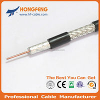 50 OHM CCTV/CATV TV trunking Cables 5D-FB Coaxial Cable for communication
