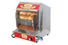 Dog Hut Hotdog Steamer and Merchandiser