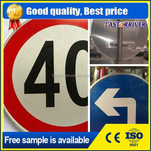 1050 1060 1100 DC aluminum/Aluminium Circle/Disc/Disk for road signs