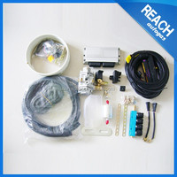 Sequential injection system Lovato Cng Kit for cars