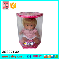2016 new design vinyl baby doll parts hot sale